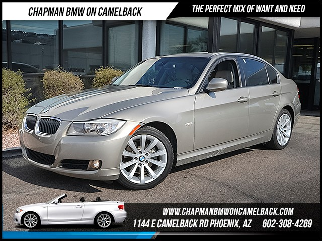 2011 BMW 3-Series Sdn 328i 70037 miles Premium Package Value Package Cruise control 2-stage un