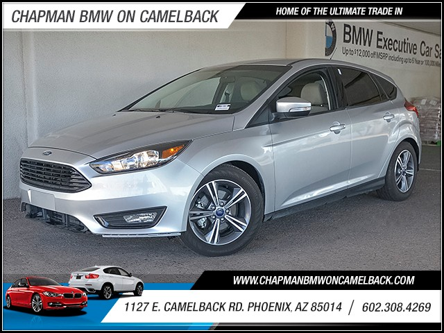 2016 Ford Focus SE 22422 miles 6023852286 Chapman Value Center in Phoenix specializing in la