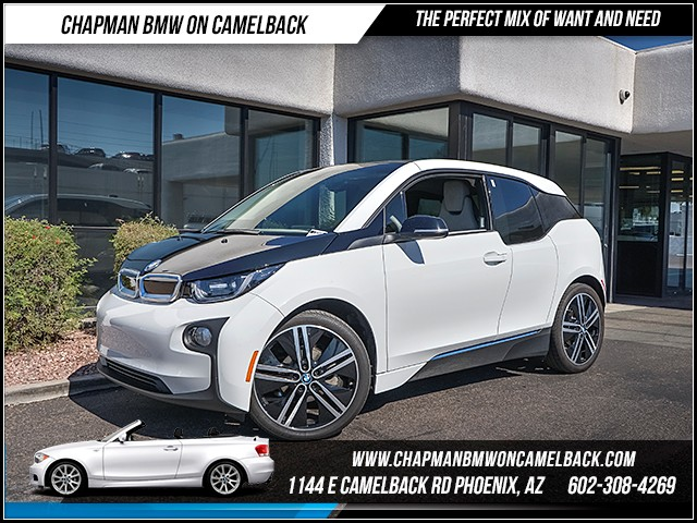 2015 BMW i3 19794 miles 6023852286 - 12th St and Camelback Chapman BMW on Camelback Summer Sal