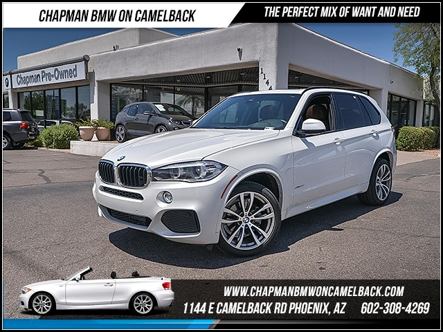 2014 BMW X5 xDrive35i 24138 miles M Sport Driving Assistance Package Driving Assistance Plus P