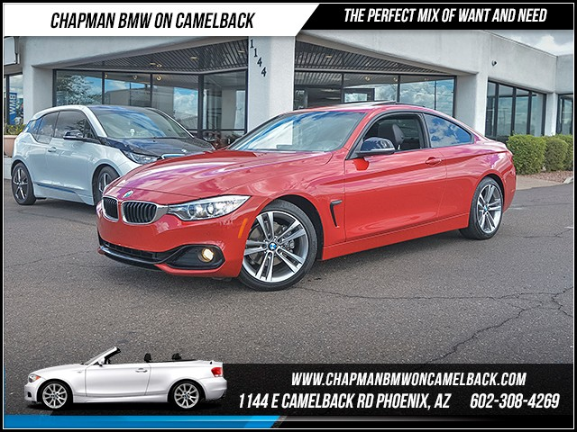 2014 BMW 4-Series 428i 41112 miles 6023852286 - 12th St and Camelback Chapman BMW on Camelback