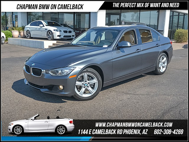 2015 BMW 3-Series 328i 20281 miles Premium Package lighting Package Phone hands free Wireless
