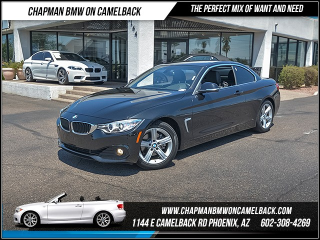 2015 BMW 4-Series 428i 36982 miles Premium Package Technology Package Driving Assistance Packag