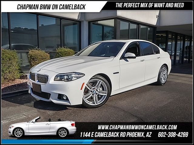 2014 BMW 5-Series 535i 53324 miles 6023852286 - 12th St and Camelback Chapman BMW on Camelback