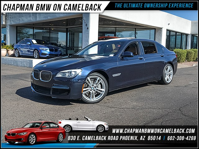 2012 BMW 7-Series 750Li 33967 miles M Sport Package Luxury Seating Package Driver Assistance Pa