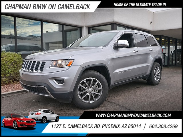 2014 Jeep Grand Cherokee Limited 32465 miles 6023852286 1127 E Camelback Rd Summer Monsoon Sa