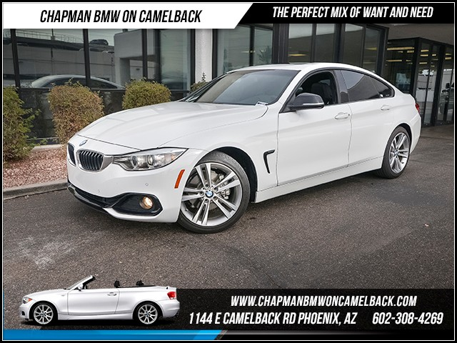 2015 BMW 4-Series 428i Gran Coupe 42033 miles 6023852286 - 12th St and Camelback Chapman BMW o