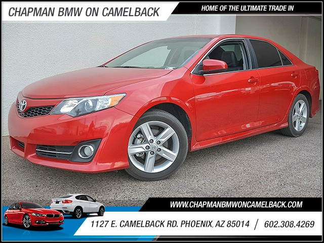 2012 Toyota Camry SE 107185 miles 6023852286 Chapman Value Center in Phoenix specializing in