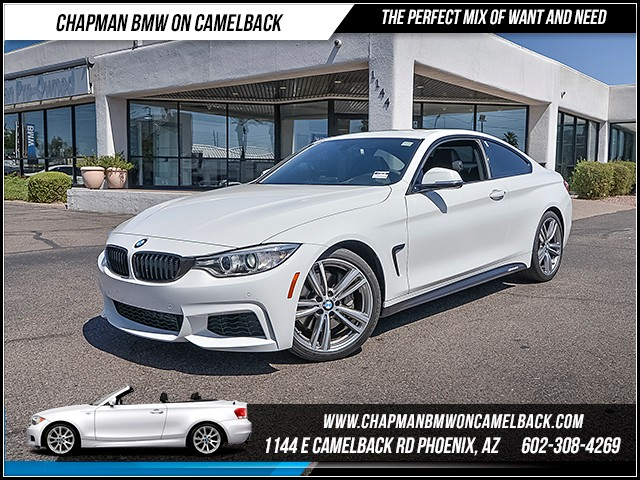 2015 BMW 4-Series 435i 26725 miles M Sport Driving Assistance Package Premium Package Technolo