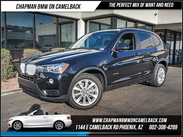 2017 BMW X3 xDrive28i 17590 miles 6023852286 Holiday Sales Event at Chapman BMW on Camelbac