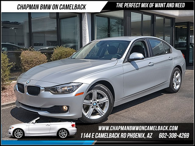 2014 BMW 3-Series Sdn 320i 36107 miles Wireless data link Bluetooth Phone hands free Satellite