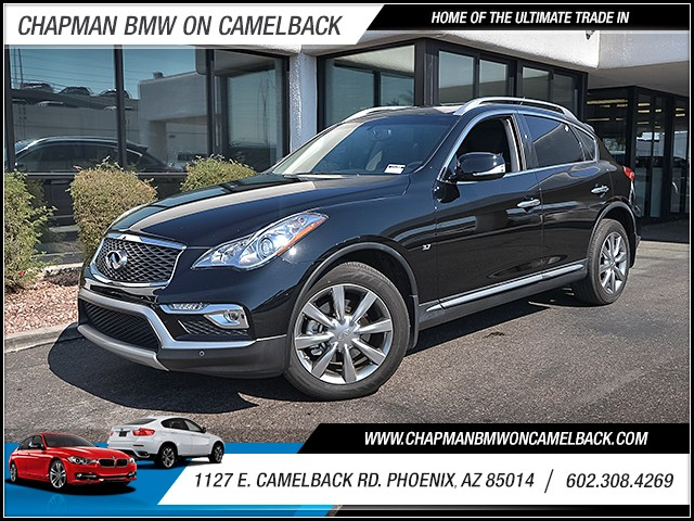 2016 INFINITI QX50 11292 miles Phone hands free Phone voice operated Wireless data link Bluetoo