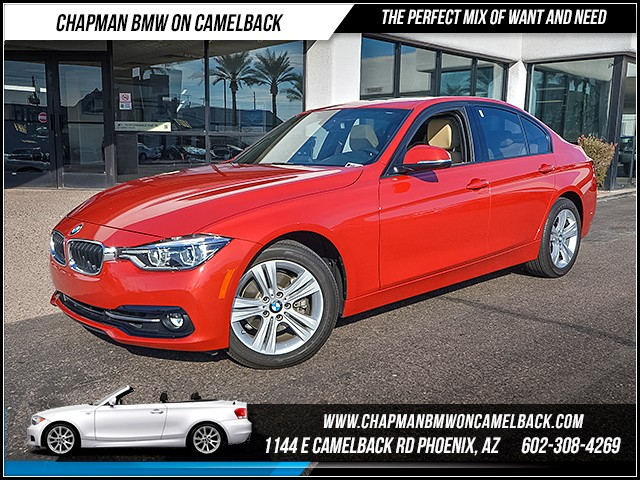 2016 BMW 3-Series Sdn 328i 15122 miles Sport Package Premium Package Phone hands free Wireless