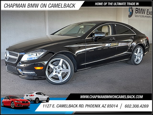 2014 Mercedes CLS-Class CLS 550 28001 miles Phone hands free Wireless data link Bluetooth Satel