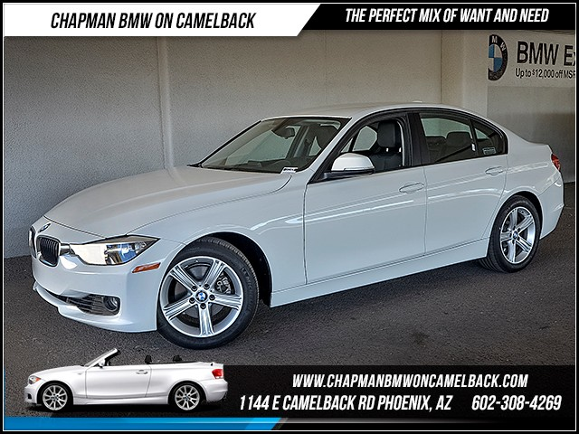 2014 BMW 3-Series Sdn 328i 36642 miles Phone hands free Wireless data link Bluetooth Driver ass