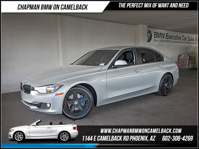 2013 BMW 3-Series Sdn 328i 55043 miles 1127 E Camelback Rd 6023852286 Under Construction Sale