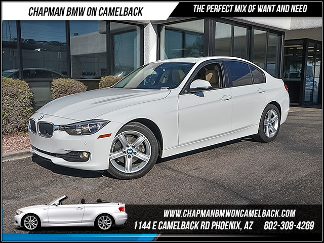 2014 BMW 3-Series Sdn 328d 36986 miles 6023852286 Chapman BMW on Camelback CPO Sales Event