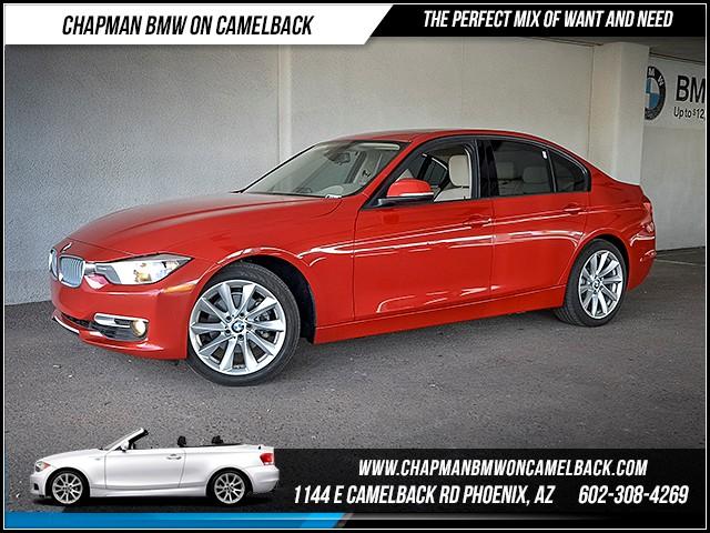 2013 BMW 3-Series Sdn 328i xDrive 51055 miles Modern Line Premium Package Harman Kardon surroun