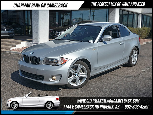 2012 BMW 1-Series 128i 67592 miles 6023852286 - 12th St and Camelback Chapman BMW on Camelback