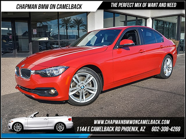 2016 BMW 3-Series Sdn 320i 15148 miles Sport Package Wireless data link Bluetooth Phone hands f