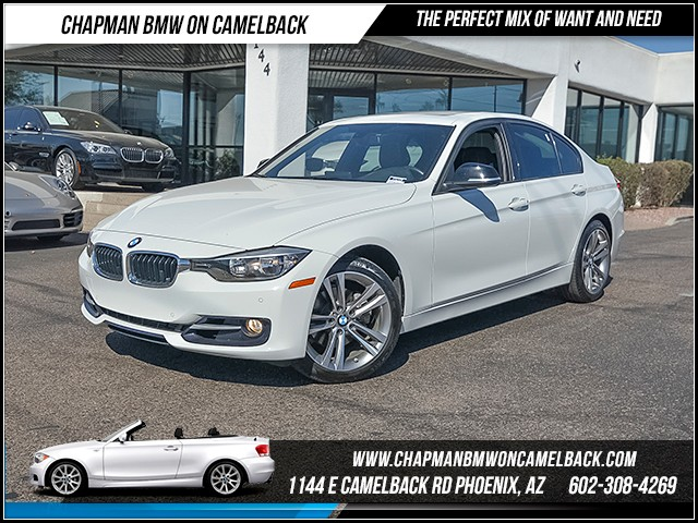 2015 BMW 3-Series 328i xDrive 45988 miles 6023852286 Chapman BMW on Camelback CPO Sales Eve