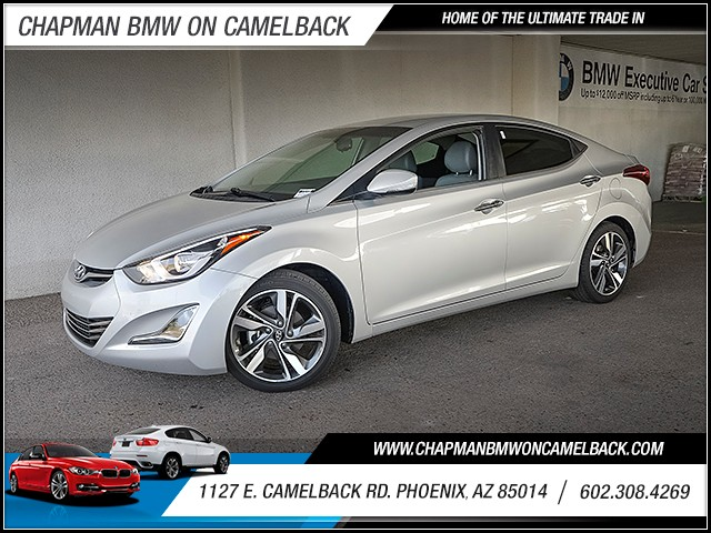 2015 Hyundai Elantra Limited 38284 miles 6023852286 Chapman Value Center in Phoenix speciali