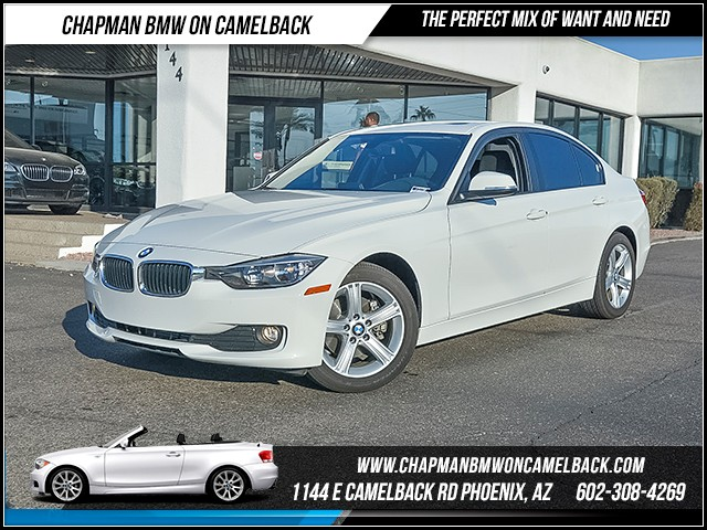 2014 BMW 3-Series 320i 8442 miles Wireless data link Bluetooth Satellite communications BMW Assi