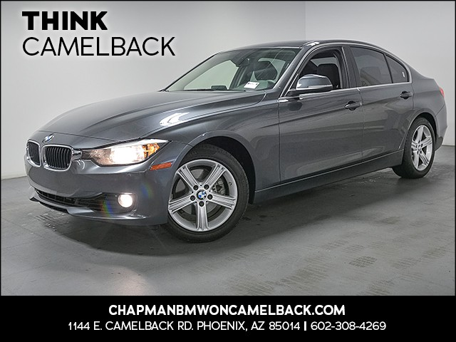 2015 BMW 3-Series Sdn 328i 38581 miles 1144 E Camelback Rd 6023852286 Chapman BMW on Camelbac
