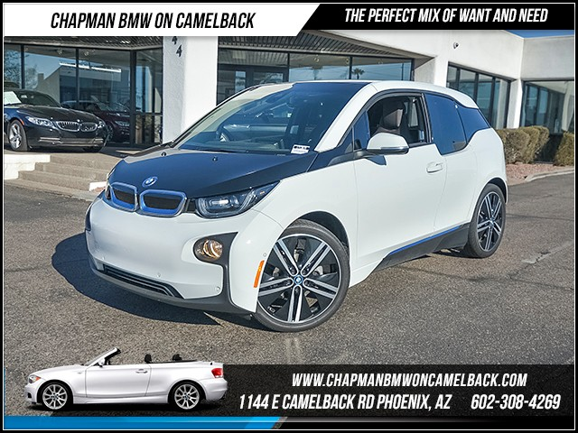 2014 BMW i3 25378 miles Tera World Tech  Driving Assistance Package Parking Assistance Package
