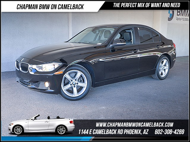 2014 BMW 3-Series Sdn 328i 13858 miles Driving Assistance Package Wireless d