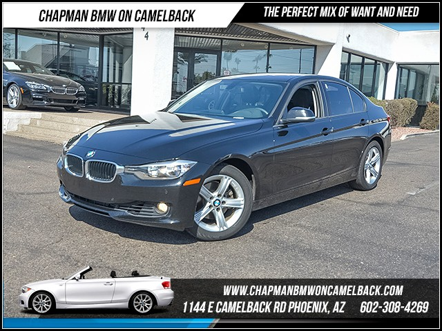2014 BMW 3-Series Sdn 328i 51750 miles Driving Assistance Package Phone hands free Wireless dat