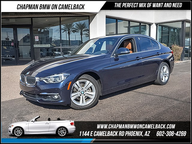 2016 BMW 3-Series Sdn 328i 14543 miles 6023852286 Chapman BMW on Camelback CPO Sales Event