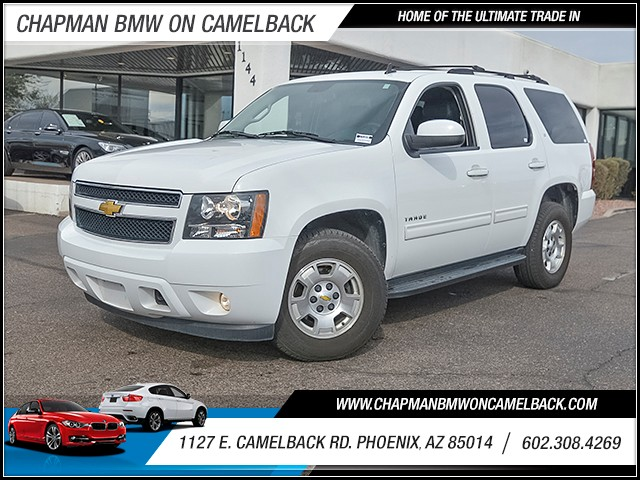 2013 Chevrolet Tahoe LT 91142 miles Chapman Value Center on Camelback is specializing in late mod