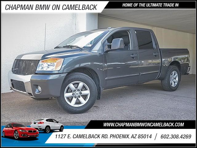 2011 Nissan Titan SV Crew Cab 76203 miles 6023852286 Chapman Value Center in Phoenix special