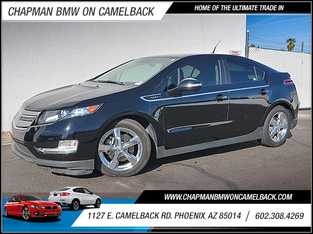 2014 Chevrolet Volt Premium 40213 miles Chapman Value Center on Camelback is specializing in late