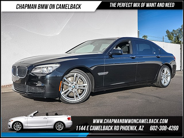2012 BMW 7-Series 750Li 67545 miles Chapman Value Center on Camelback is specializing in late mod