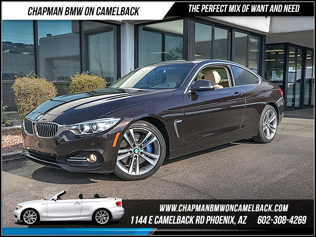 2015 BMW 4-Series 428i 25538 miles Luxury Line Premium Package Driver Assistance Package Drive