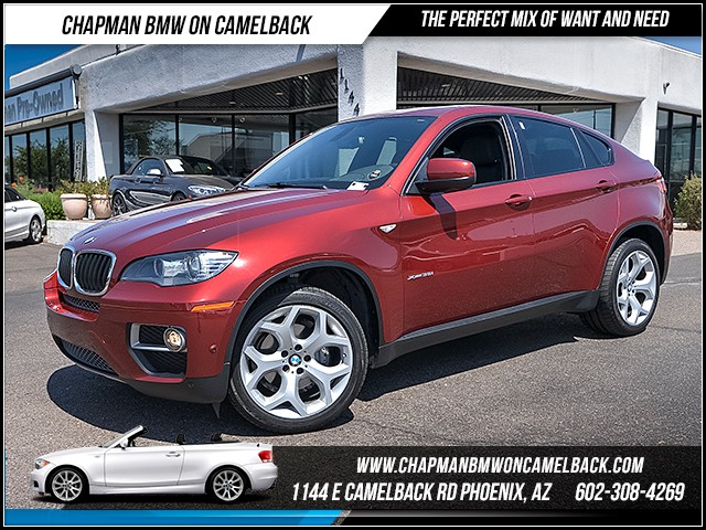 2014 BMW X6 xDrive35i 48723 miles Sport Activity Package Technology Package Sport Package Prem