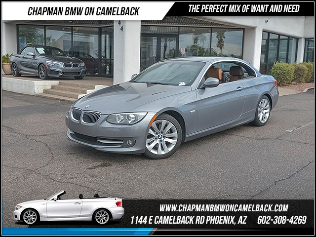 2011 BMW 3-Series Conv 328i 68014 miles Premium Package Convenience Package Cold Weather Packag