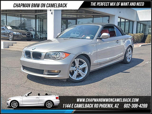 2011 BMW 1-Series 128i 55769 miles Phone pre-wired for phone Cruise control Anti-theft system