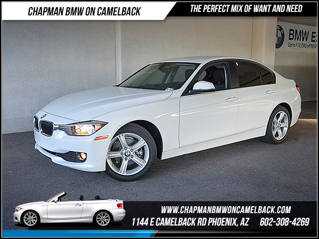 2015 BMW 3-Series Sdn 320i 40047 miles Driver assistance app roadside assistance Phone hands fre