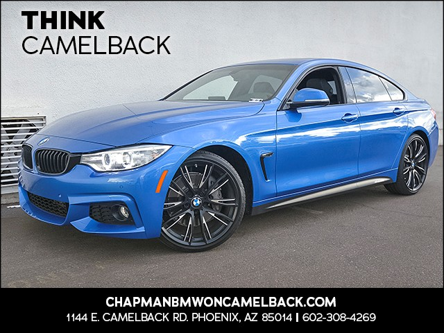 2017 BMW 4-Series 430i Gran Coupe 17217 miles Presidents Day Weekend Sale at Chapman BMW on Camel