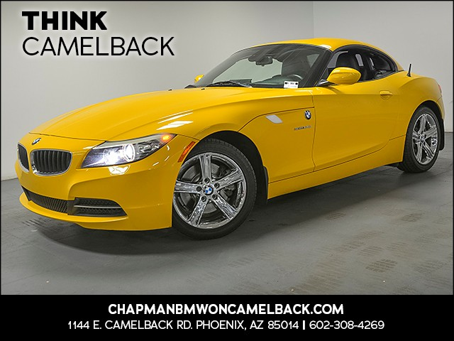 2012 BMW Z4 sDrive28i 72062 miles 1144 E Camelback Rd 6023852286 GRAND OPENING SALE at the al