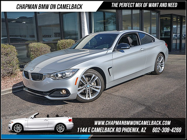 2014 BMW 4-Series 428i 12478 miles Sport Line Premium Package Phone hands free Driver assistan