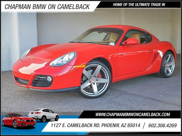 2011 Porsche Cayman 46467 miles 6023852286 Chapman Value Center in Phoenix specializing in l