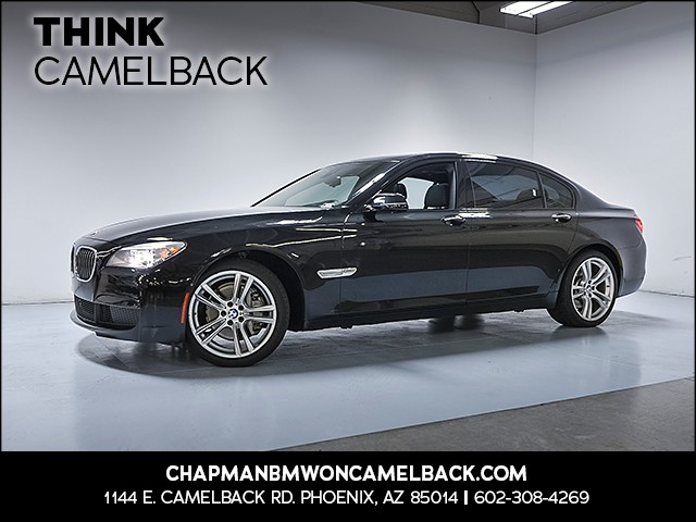 2015 BMW 7-Series 740Ld xDrive 52168 miles Why Camelback Chapman BMW on Camelback is the Centra