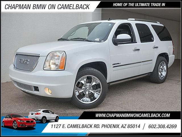 2013 GMC Yukon Denali 46599 miles 6023852286 Chapman Value Center in Phoenix specializing in