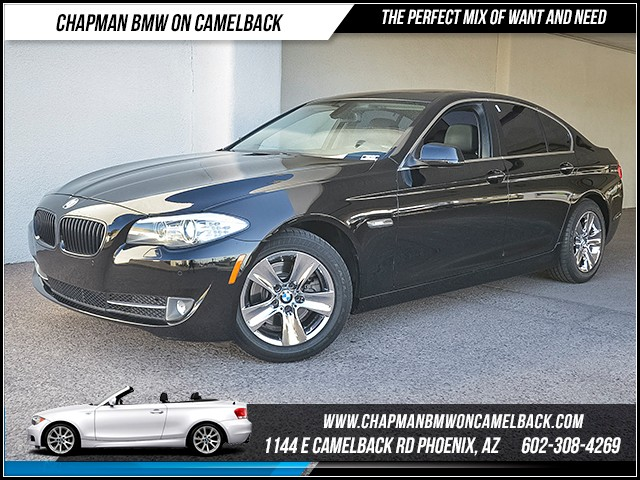 2012 BMW 5-Series 528i 93487 miles 6023852286 Holiday Sales Event at Chapman BMW on Camelba