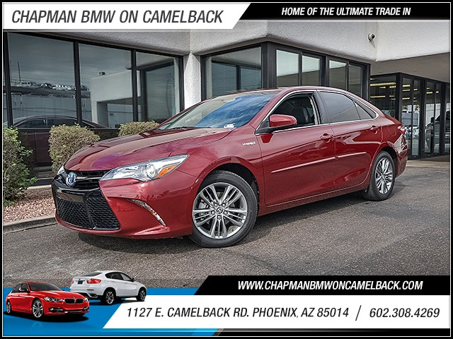 2016 Toyota Camry Hybrid SE 33121 miles Chapman Value Center on Camelback is specializing in late