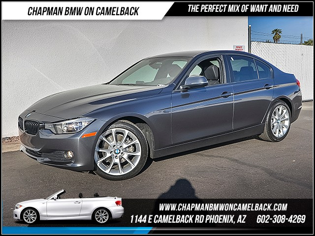 2014 BMW 3-Series Sdn 320i 18676 miles Sport Package Wireless data link Bluetooth Satellite com